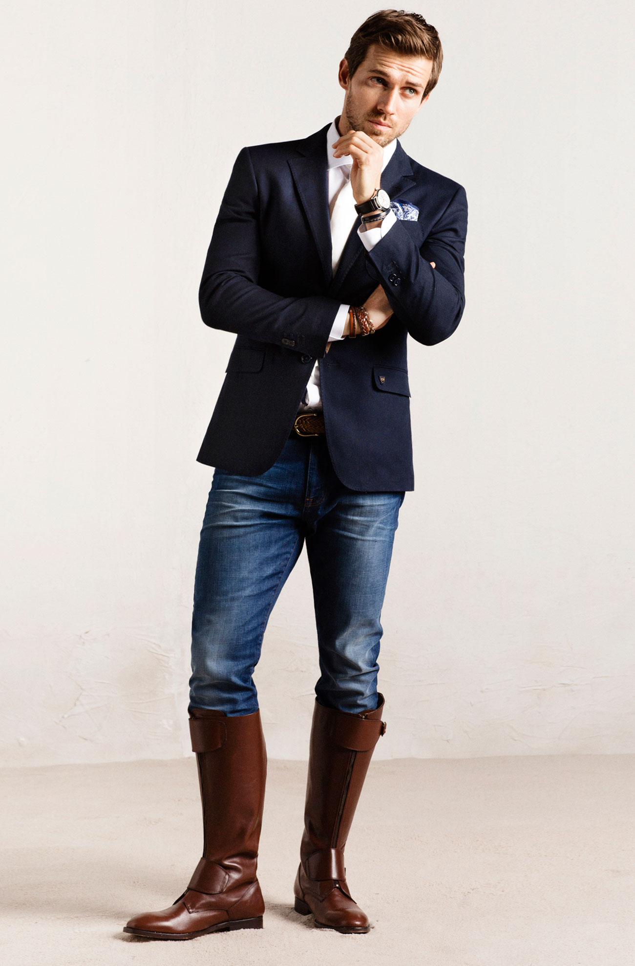 Men Wearing Riding Boots Things to Wear on Pinterest Equestrian 46