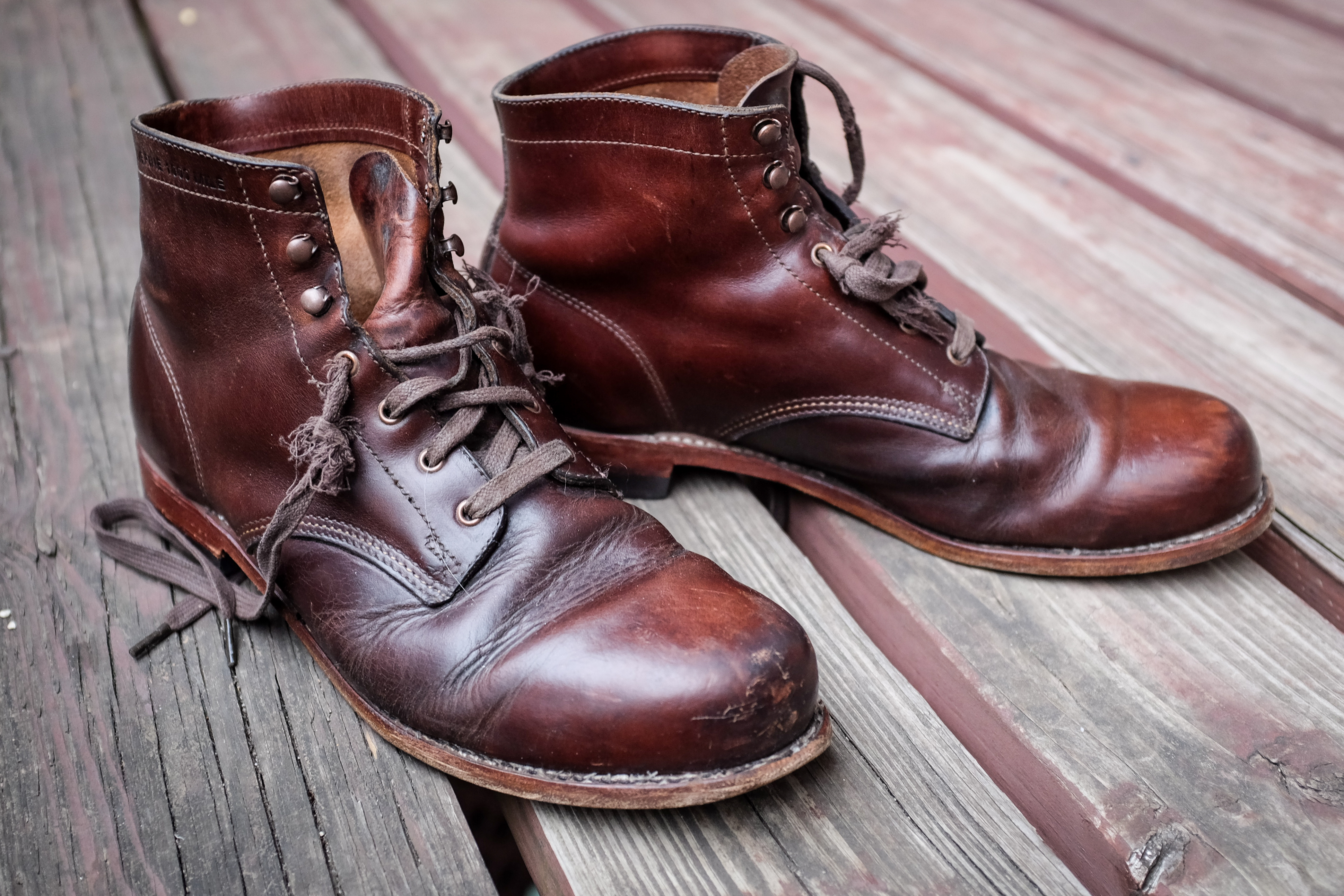 6bce8acff03 Wolverine 1000 Mile Boot Review | Page 427 | Styleforum