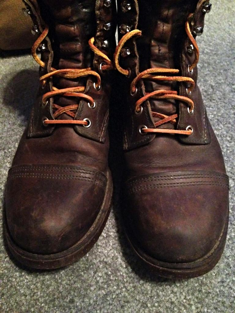 Red Wing Iron Ranger Boots Whats The Dilly Yo Page 48 Styleforum