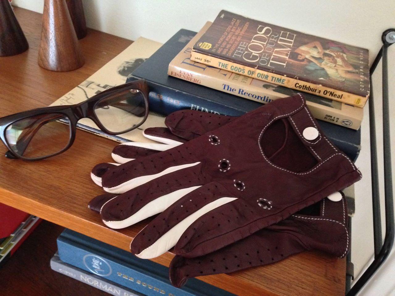 Handmade leather driving gloves - Italian Calfskin Driving Gloves Handmade Burgundy Leather Size 9 Large
