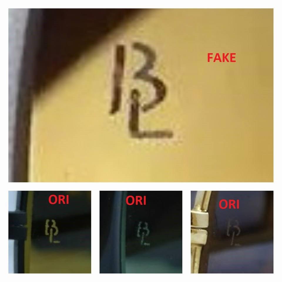 original ray ban aviator vs fake