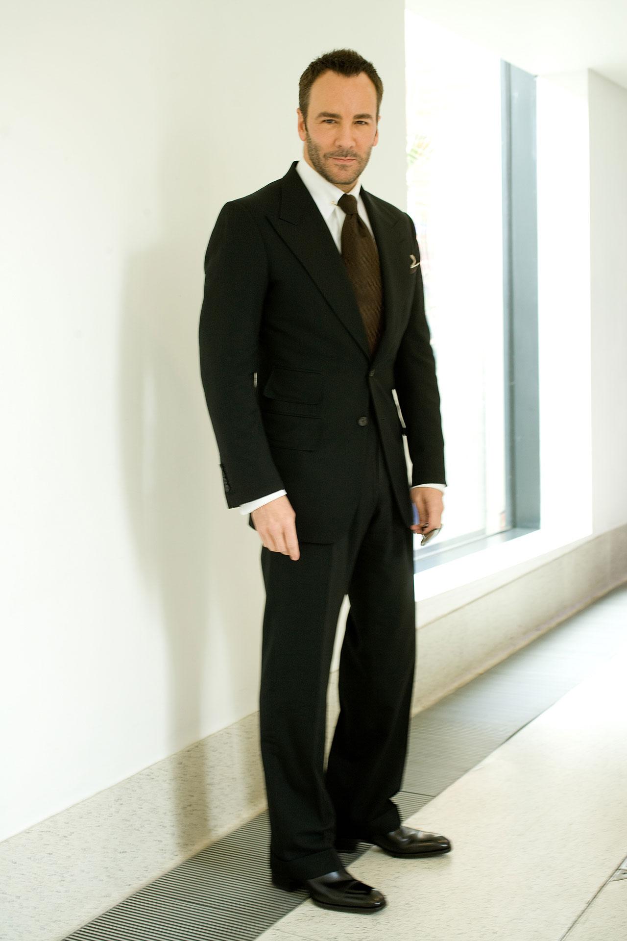 Full Leg Suit Trouser