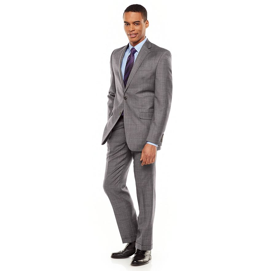 Would this gray suit be acceptable for interviews?