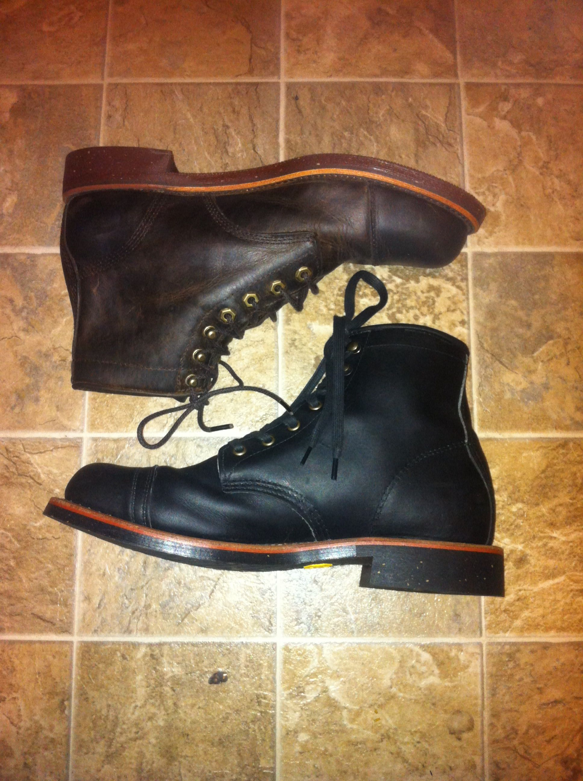17a3de1df13 Calling all LLBean Katahdin Iron Works Boots owners | Page 86 ...
