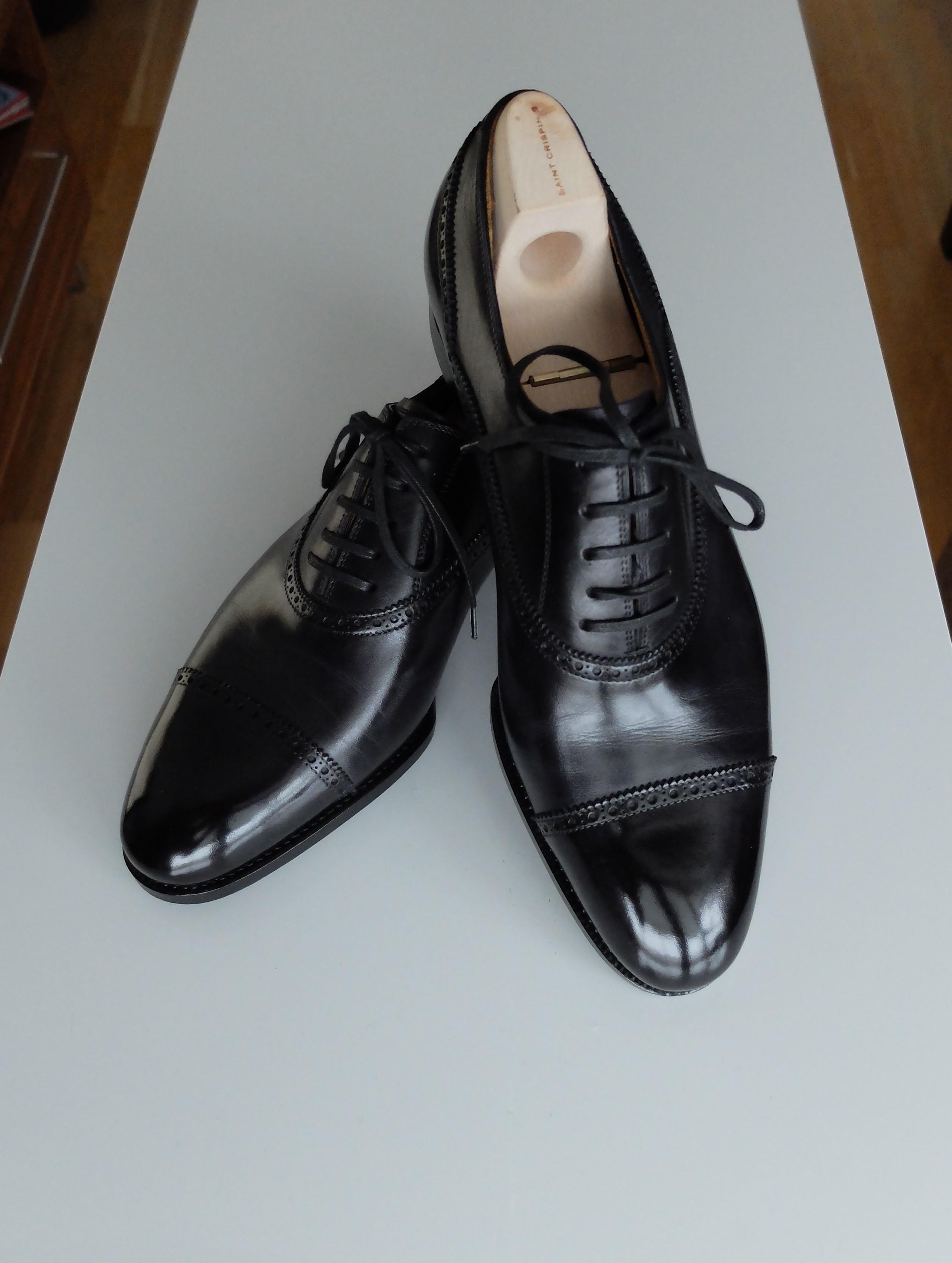 Shoe Size Width Explained Mens Style Forum
