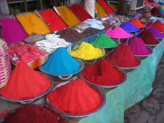 Vegetable Dyes