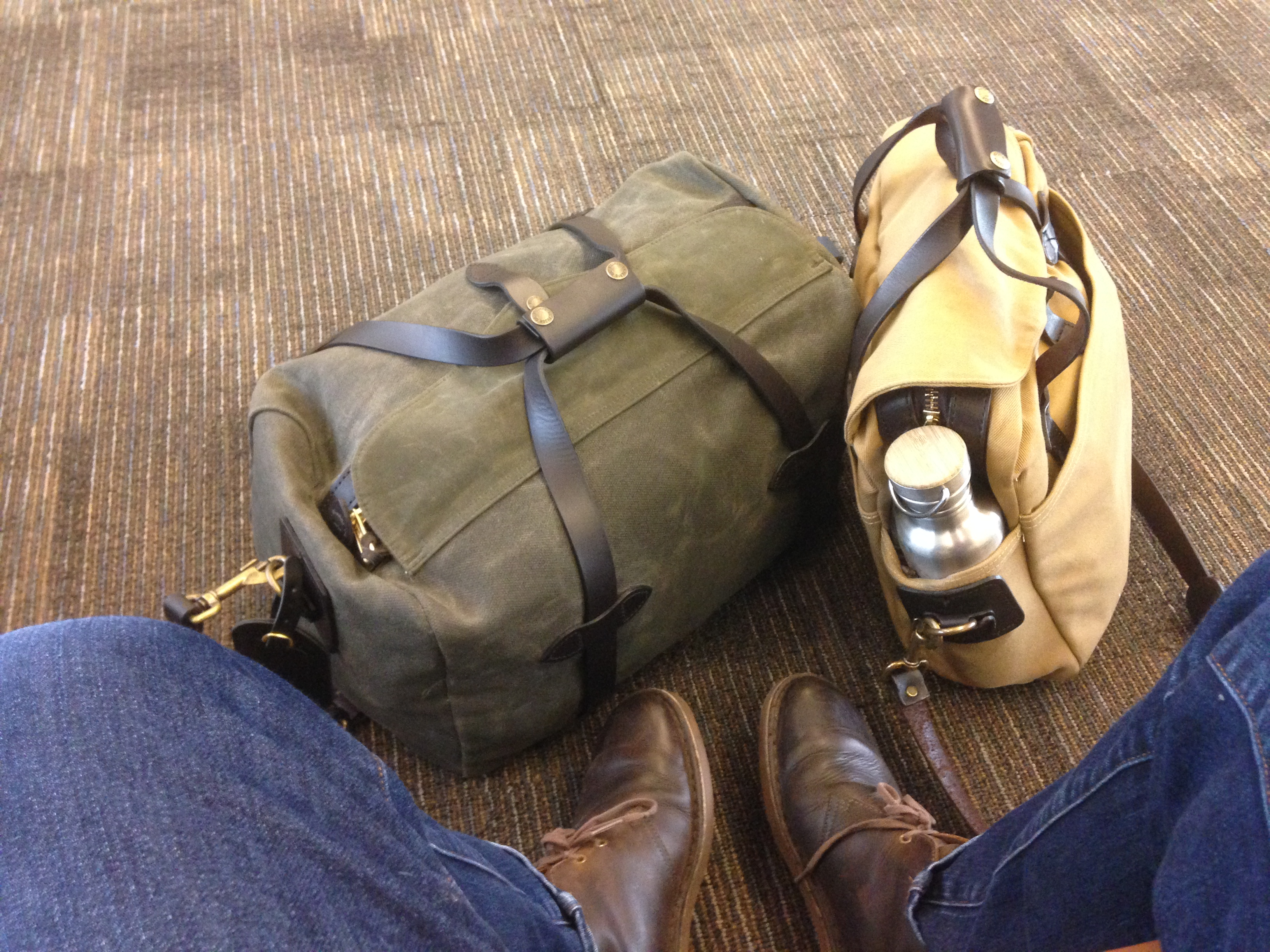 Filson Bag Thread With Pictures Page