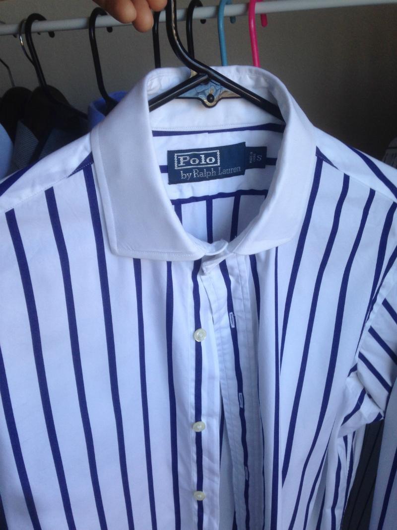 Shirt clearing brooks brothers ralph lauren others sizes s for Brooks brothers custom shirt