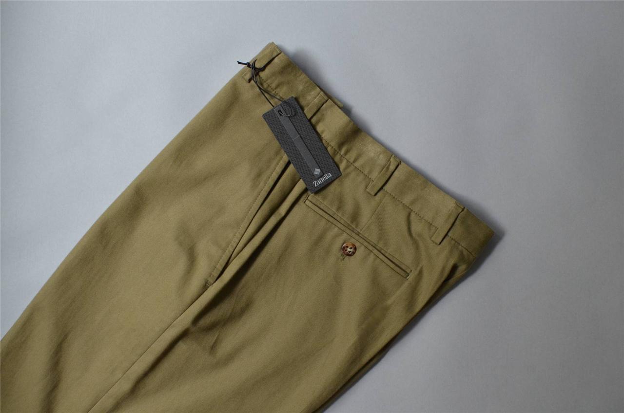 Pants Pt01 Incotex Ermenegildo Zegna Small And Large Sizes