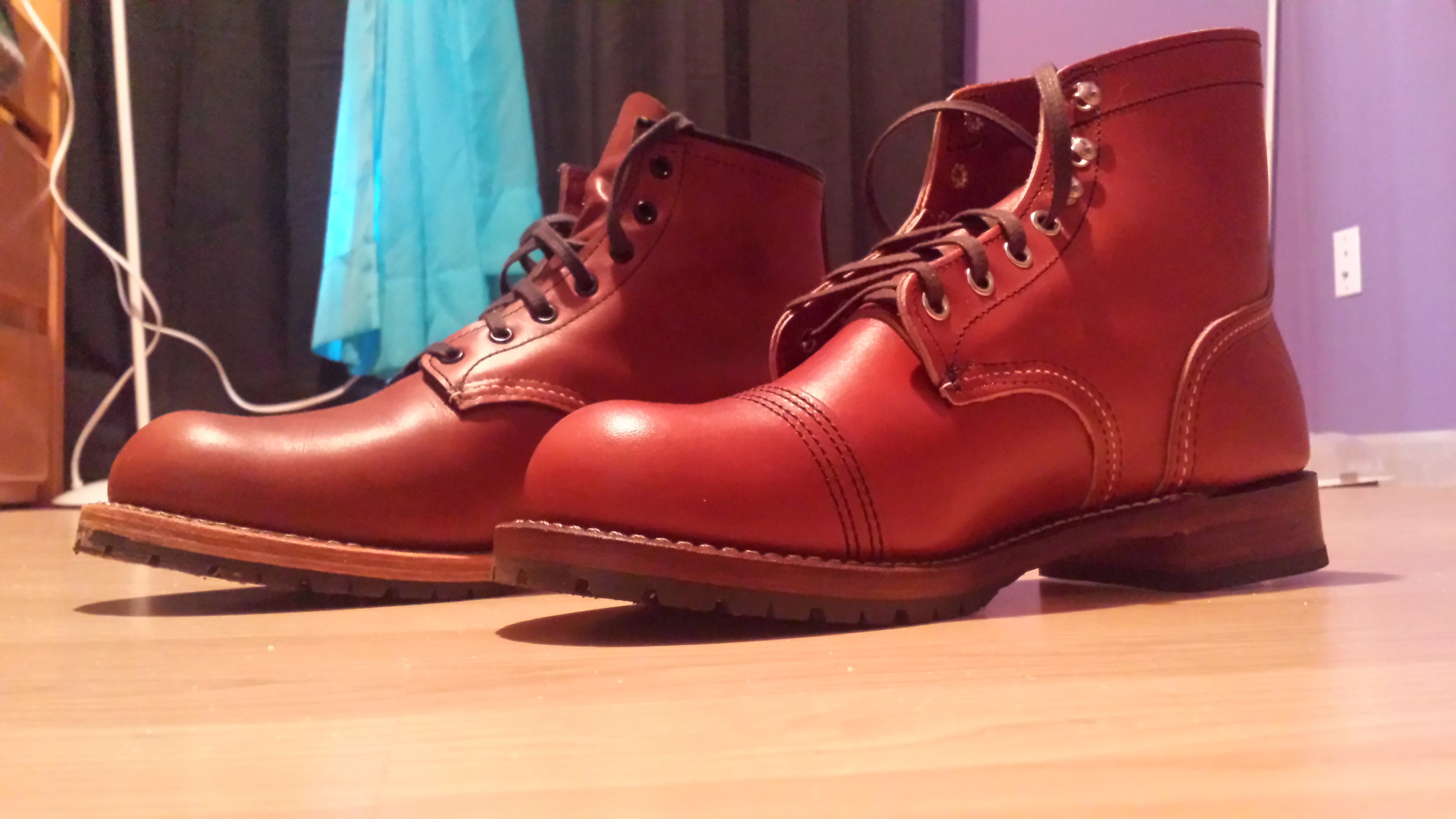 Red Wing Iron Ranger Boots Whats The Dilly Yo Page 56 Styleforum