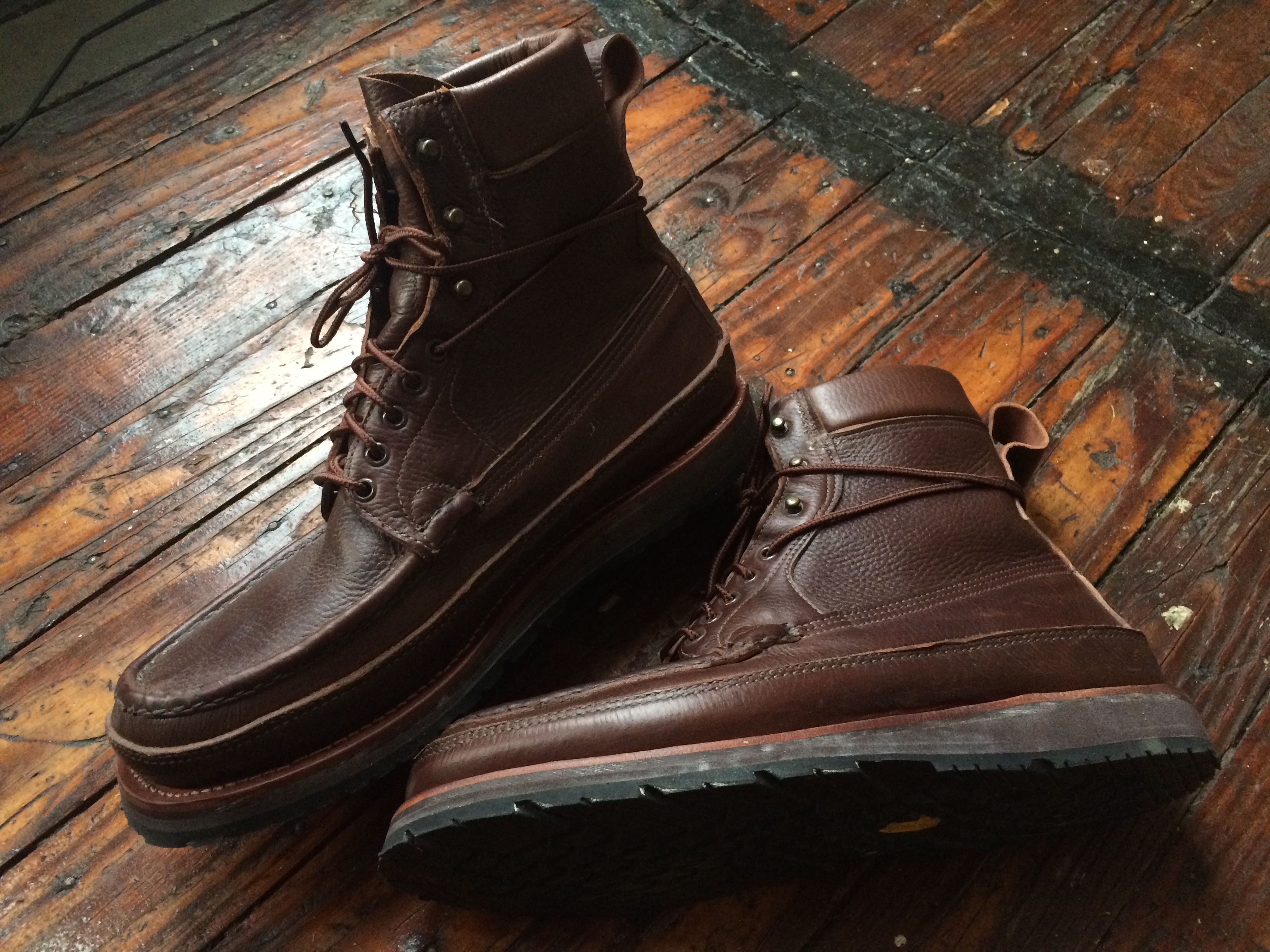 687774c1c77 Boots made by Russell Moccasin Company -- experiences   Page 12 ...