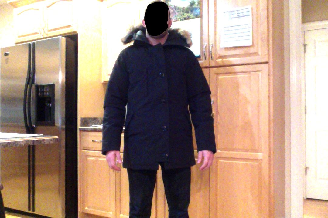 Canada Goose vest sale 2016 - Canada Goose experts? Just ordered Chateau Parka online, sizing ...