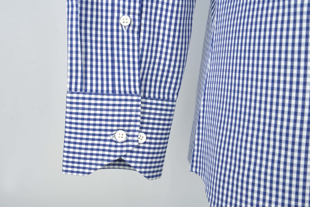 Modified Brooks Brothers OCBD: Improvement or Crime against Nature?