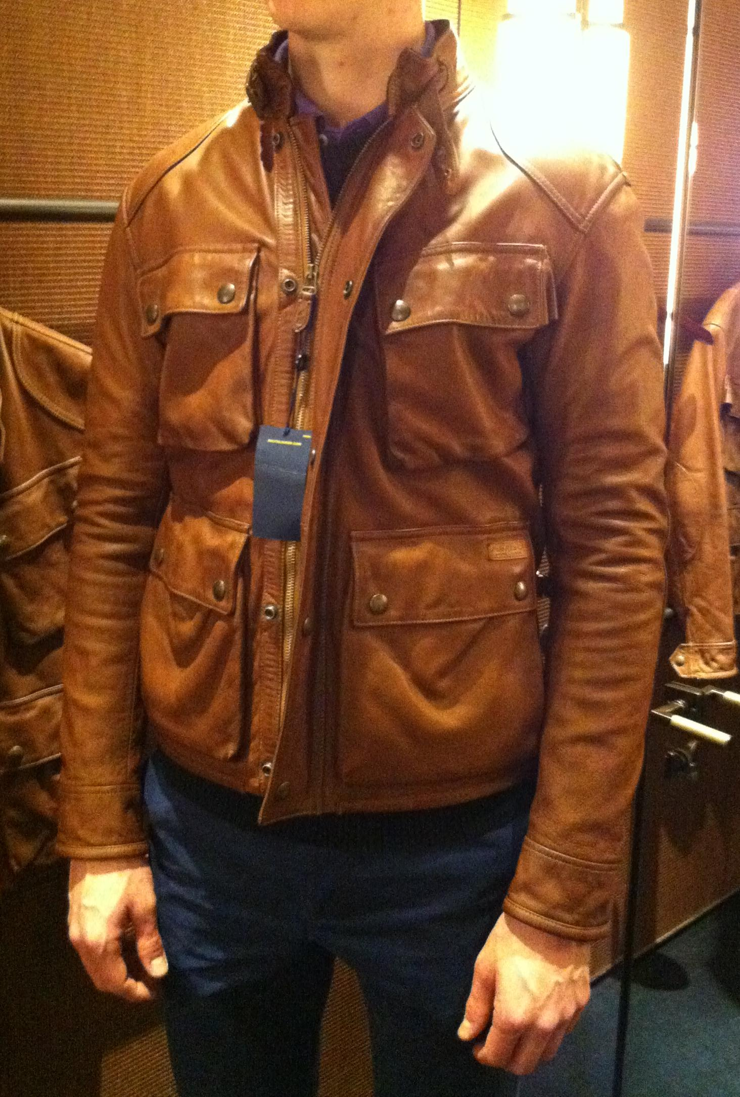 Looking For Similar Brown Leather Jackets Like This Prls