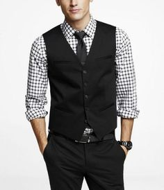 Vest   Tie   Jeans? Yay or nay? | Styleforum