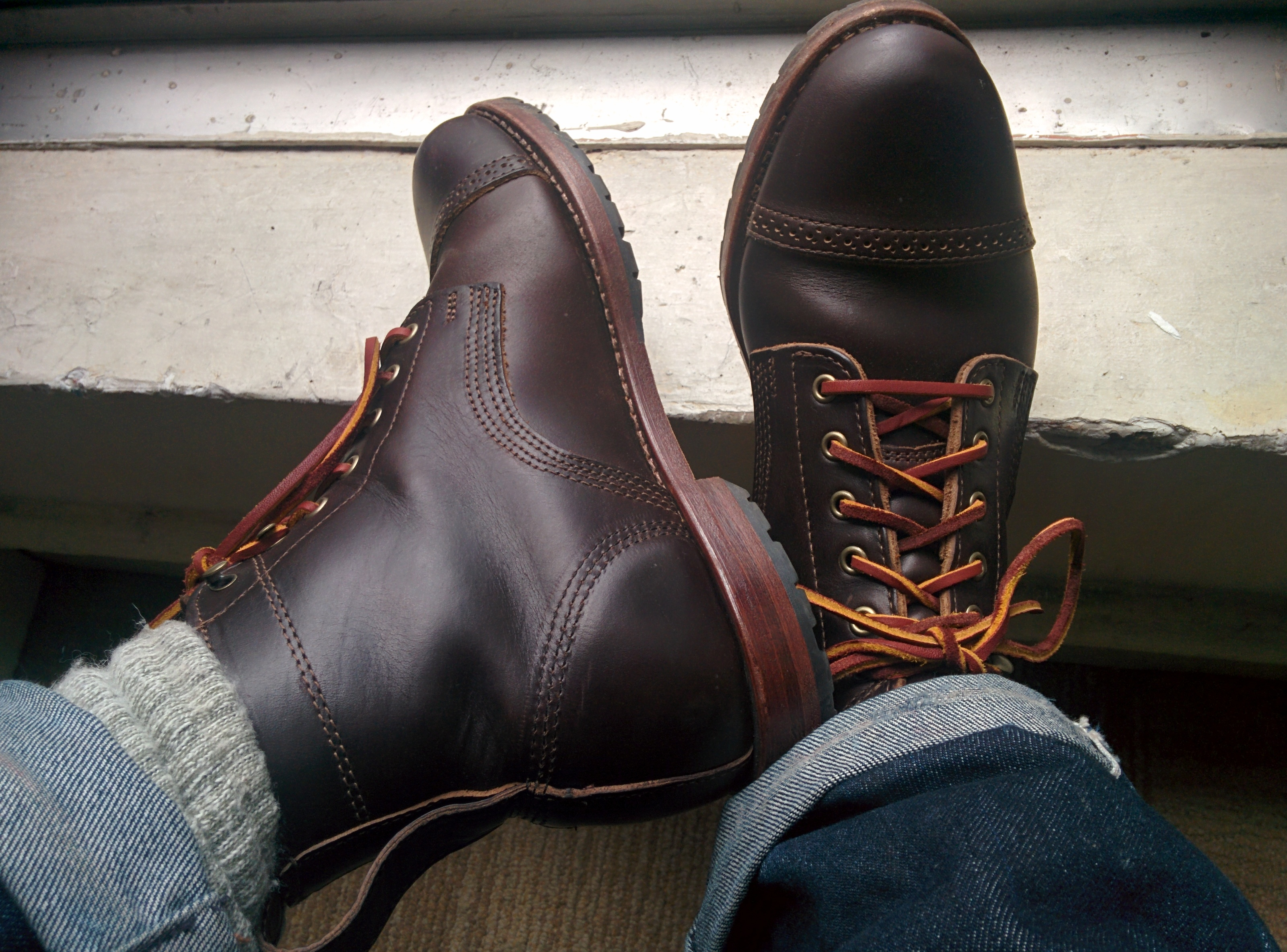 rancourt co shoes made in maine page 389