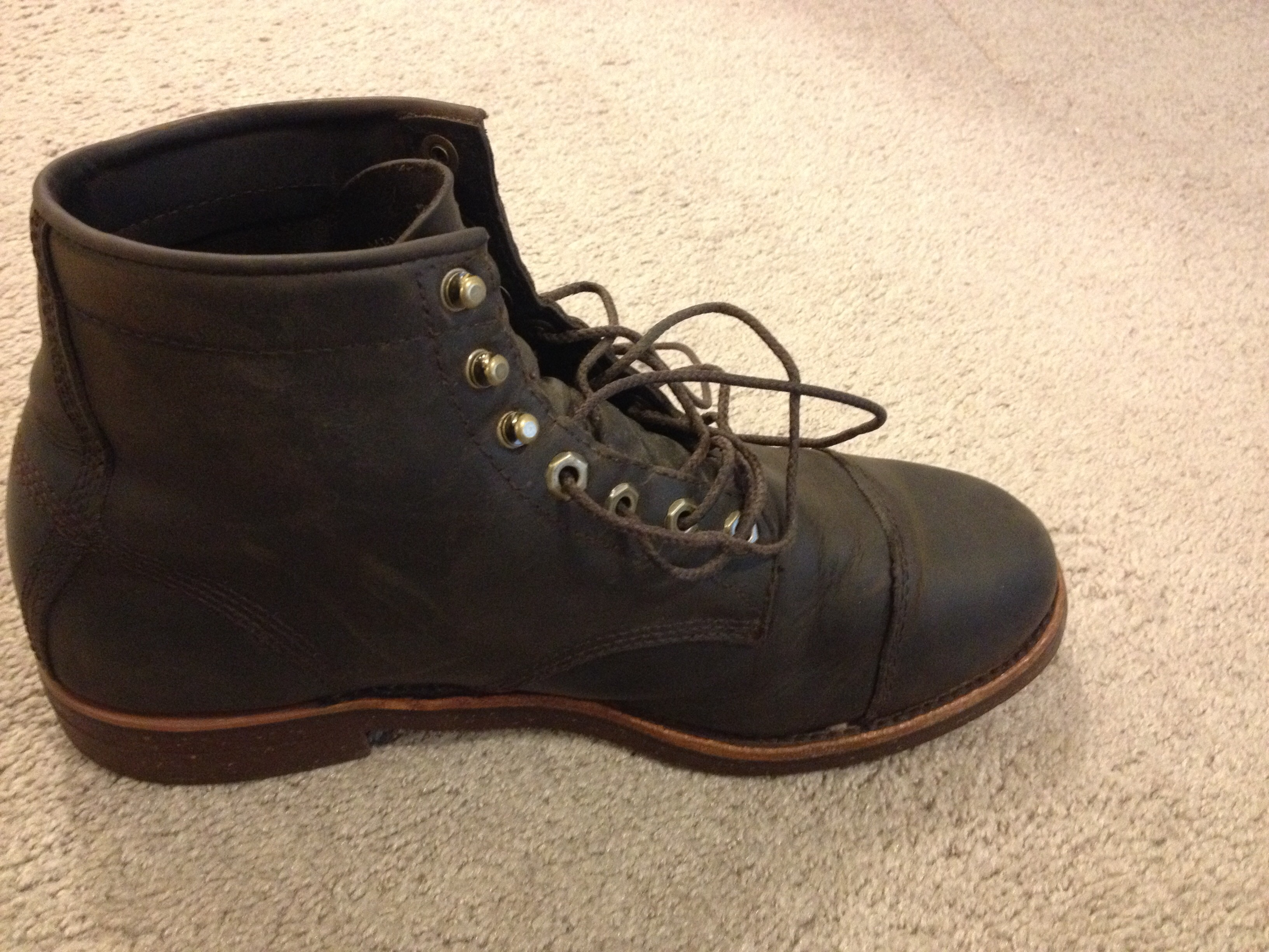 06f9698a8b3 Calling all LLBean Katahdin Iron Works Boots owners | Page 88 ...