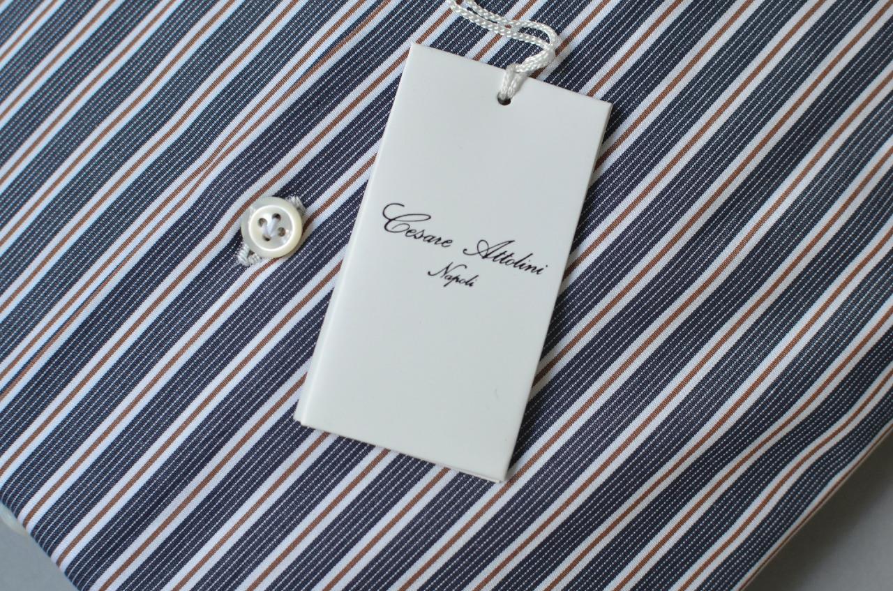 Size Sewn With Cesare Attolini