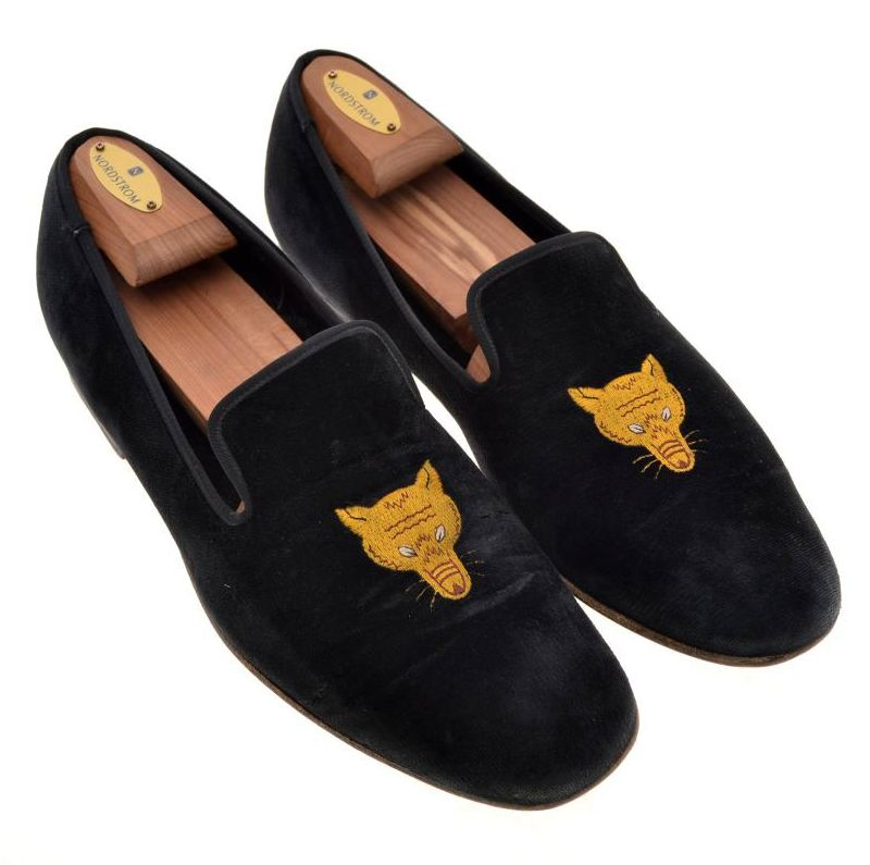 49ff016345468 ALDEN Brown Suede Long Wing Blucher Mens Dress Shoes w  BOX - 10 A C - 360°  VIEW -  295