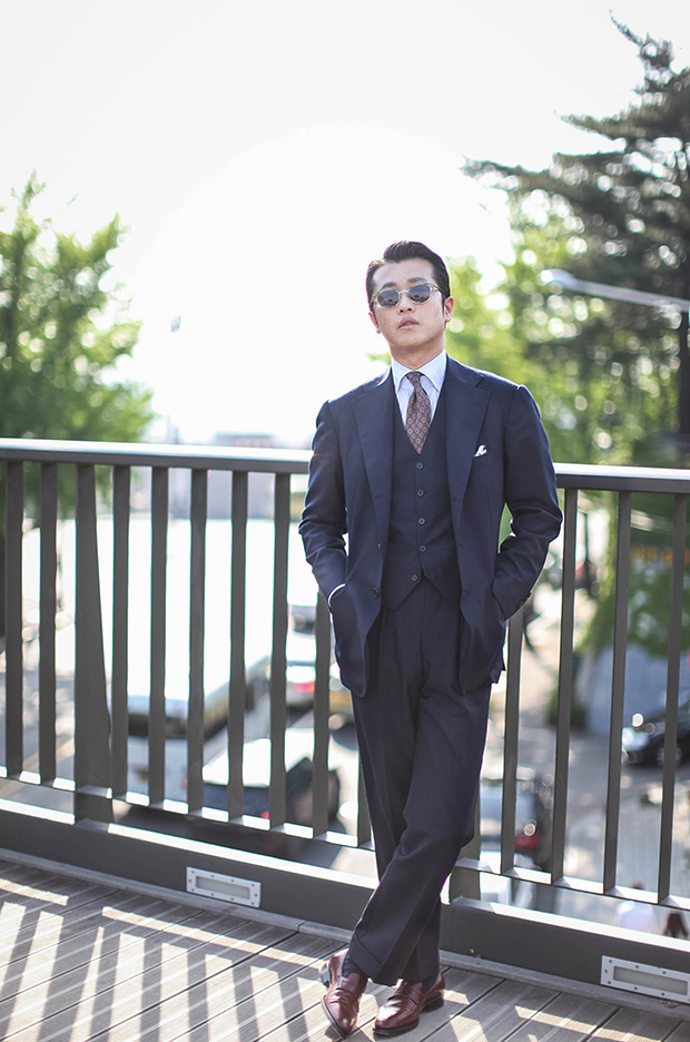 Friday Challenge May 15th 2015 Suit And Loafers