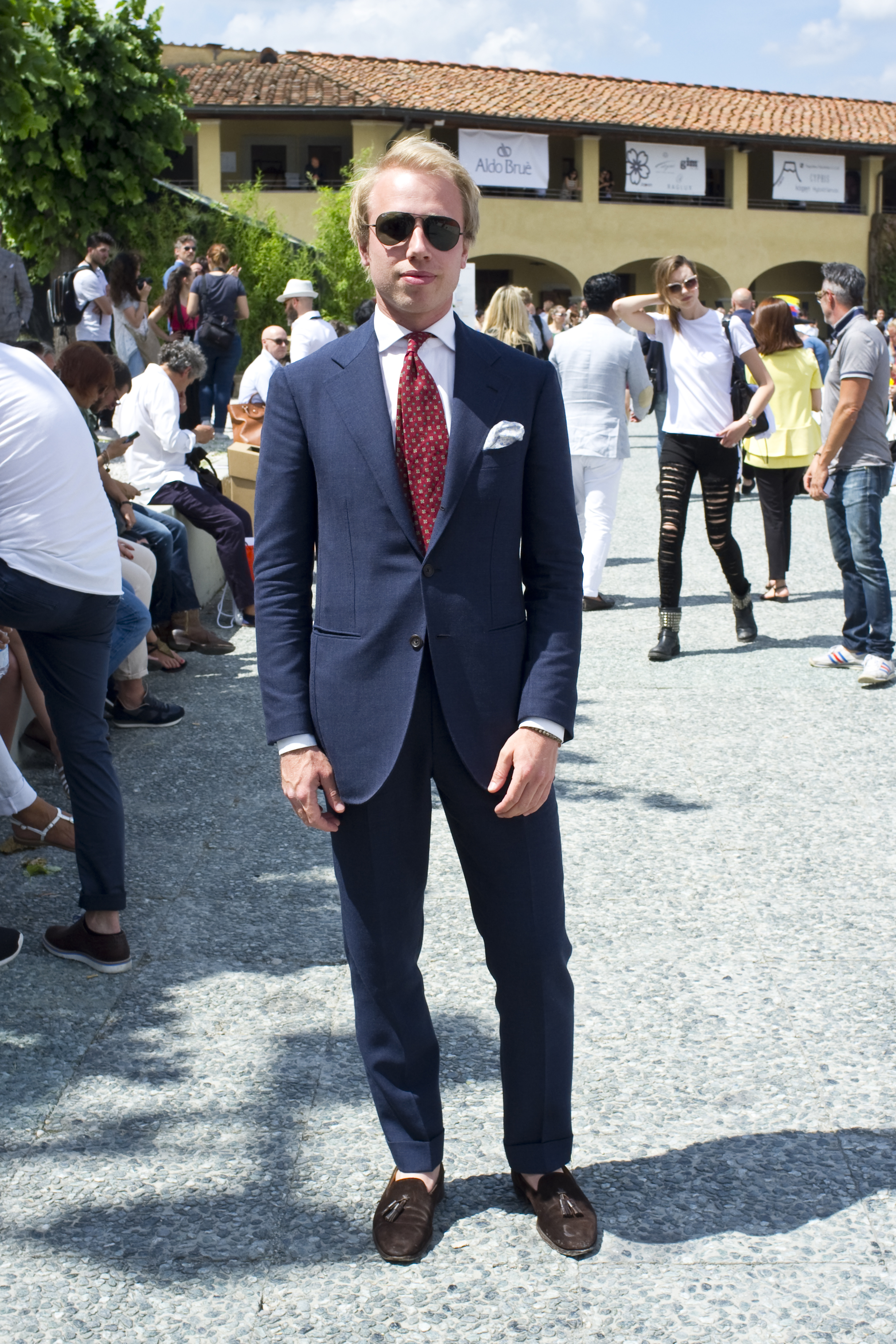 Streetstyle: The Best Pictures From Pitti Uomo 88