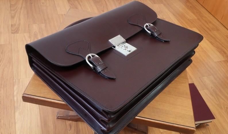Briefcase Review -- Swaine Adeney Brigg Short-Strap Westminster ... 1d95ac3085f29