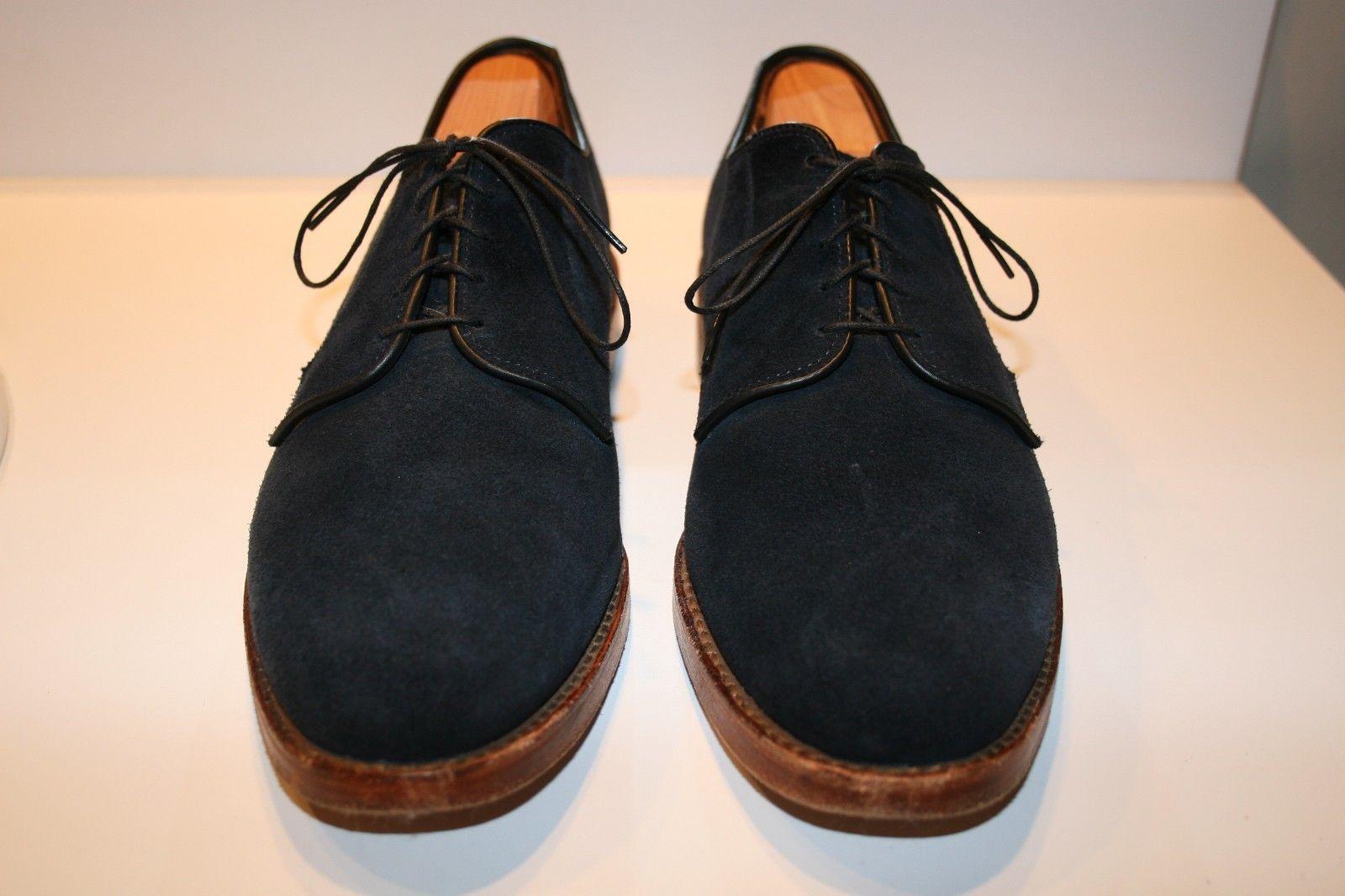 Navy shoes styleforum