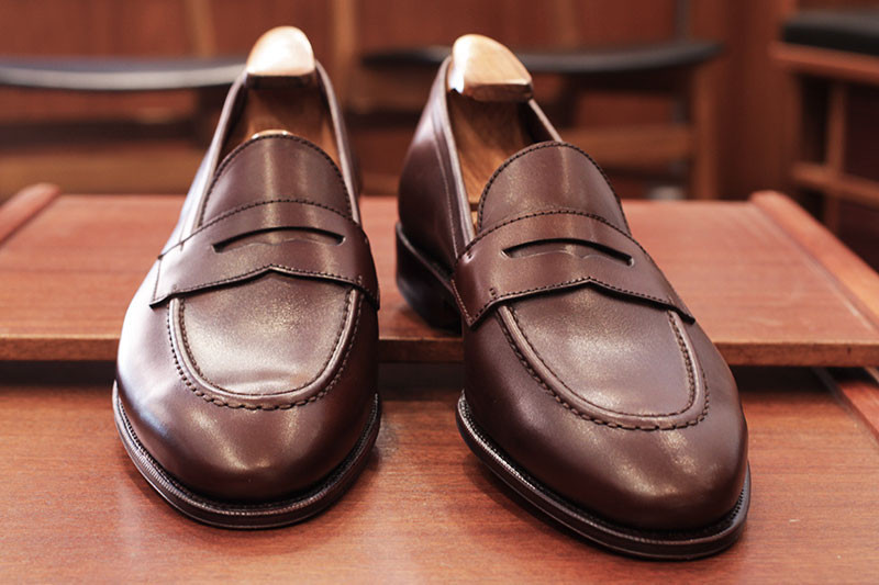 47490783f76 Anyone interested in this loafer  Model 80191   Brown calf   Uteam   Single  leather sole ...