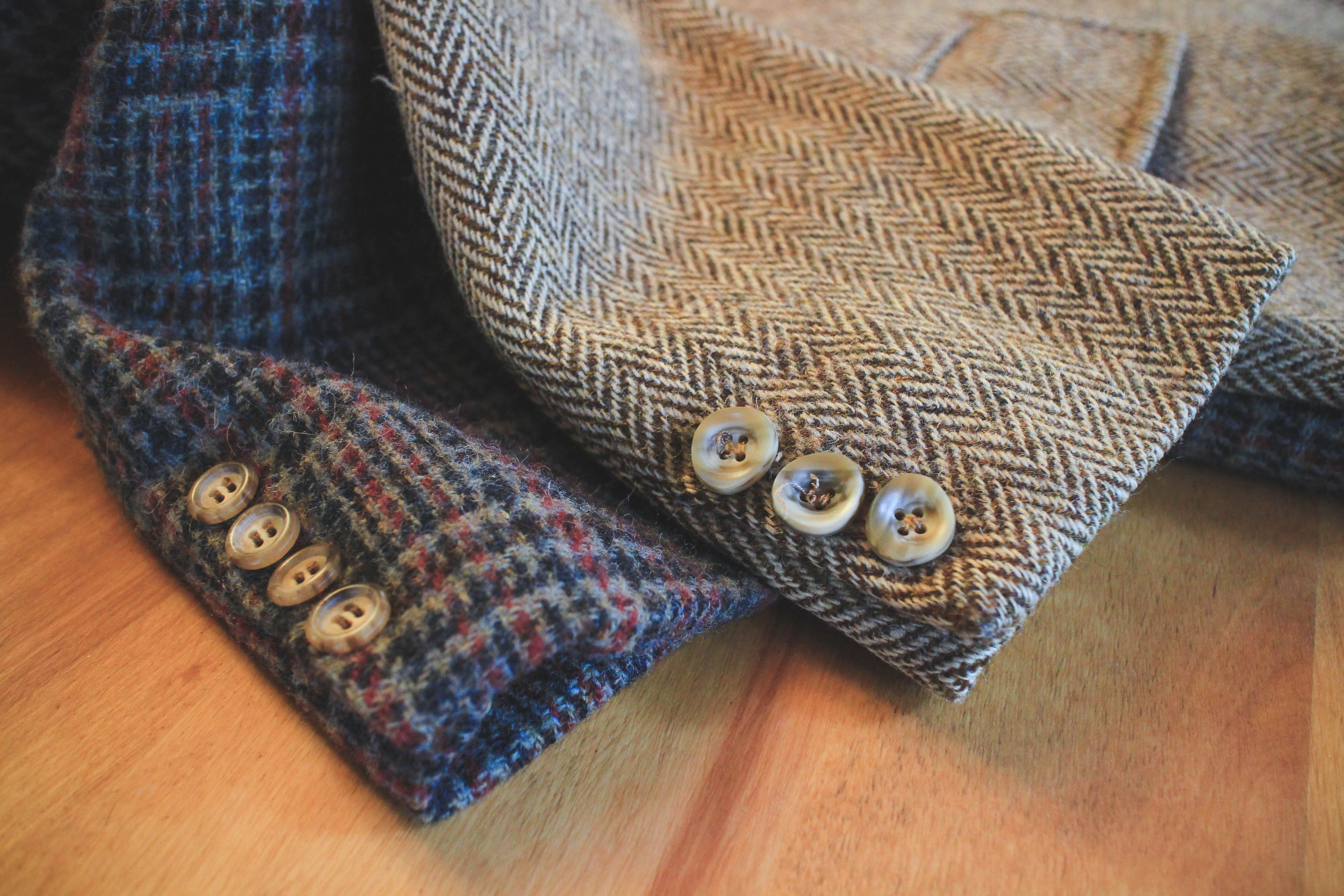 What's so Great About Tweed? styleforum tweed