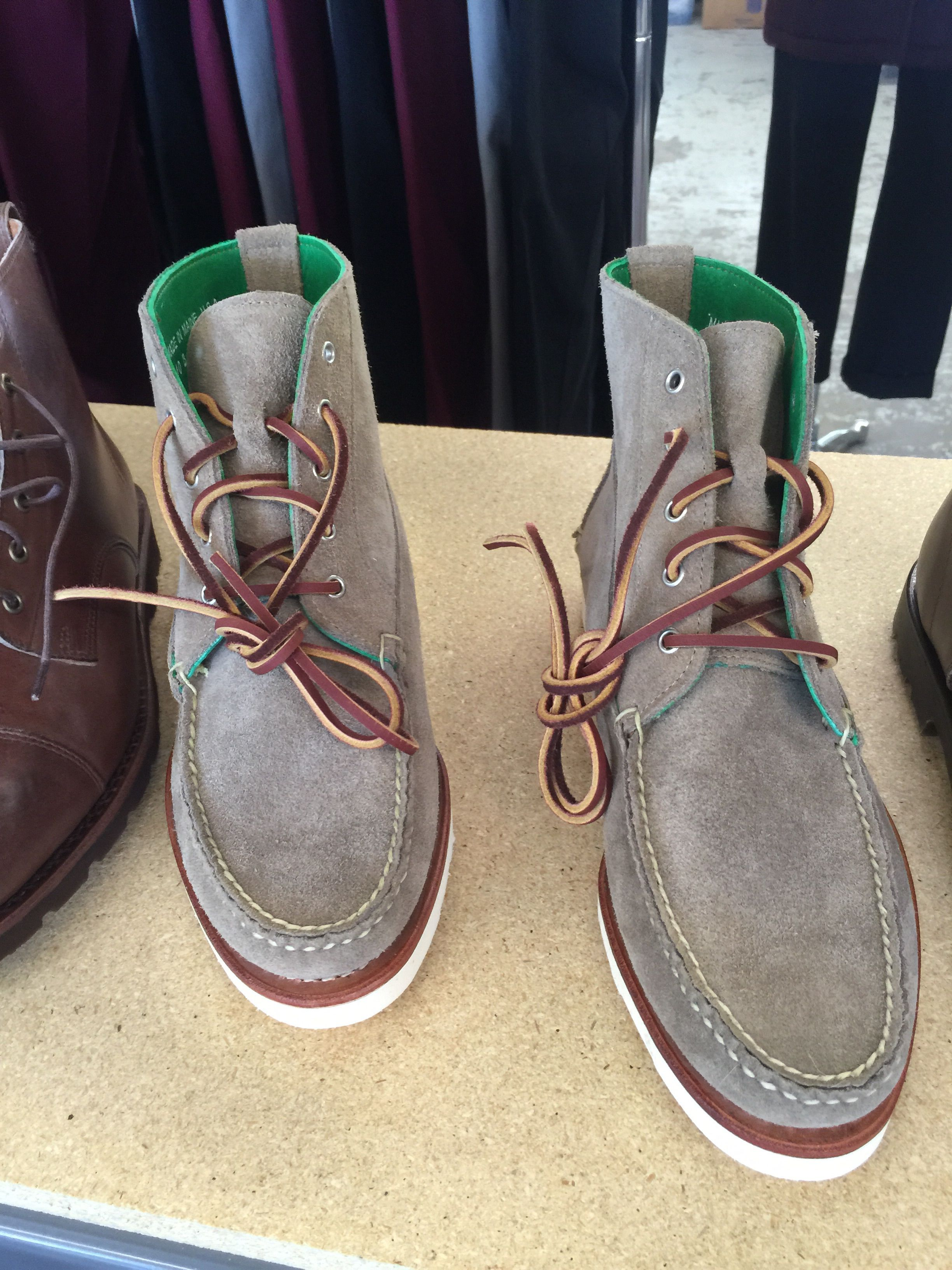03b61c47d4e2 RANCOURT   Co. Shoes - Made in Maine