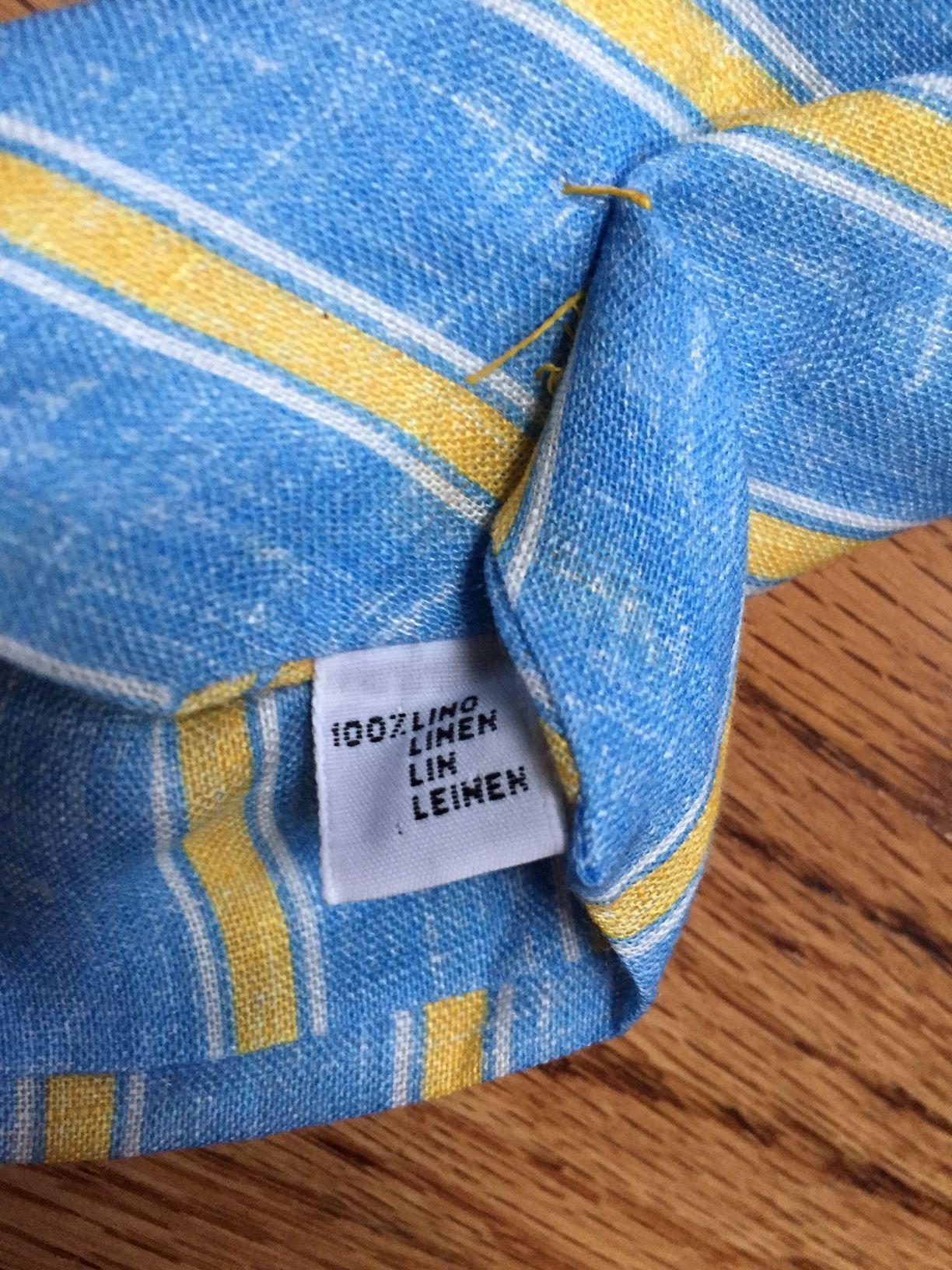 Kiton Linen