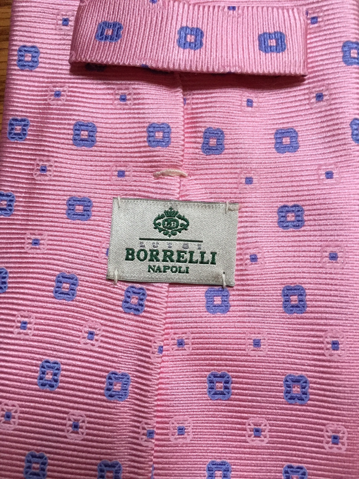 Borrelli Label 1