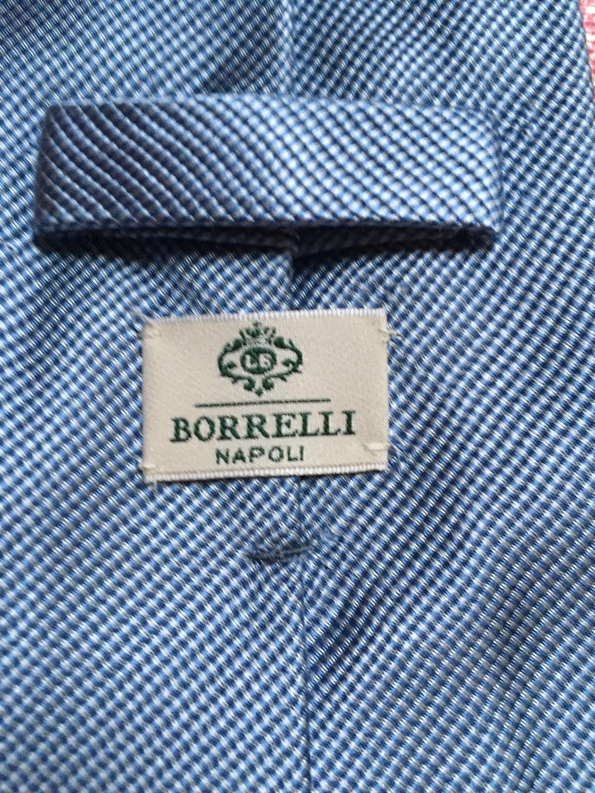Borrelli Label 2 (New?)