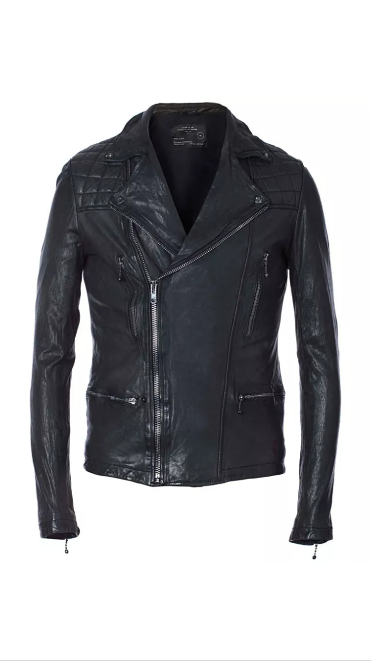 Leather jacket xs - Share This Page