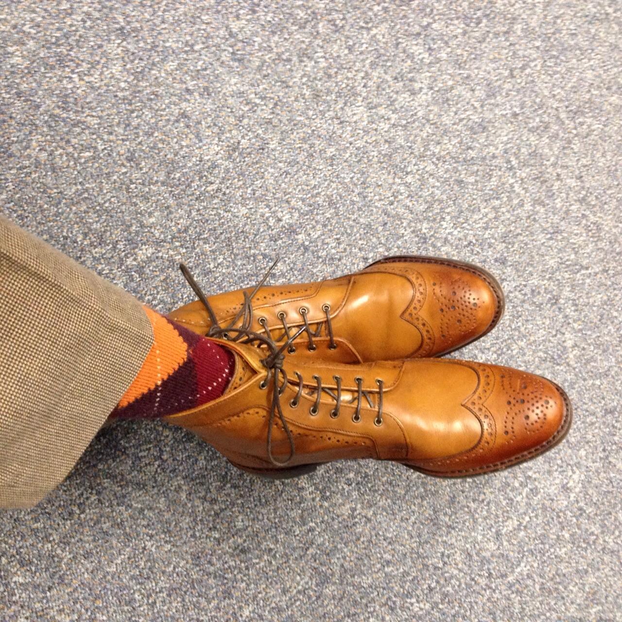 AE Dalton boots