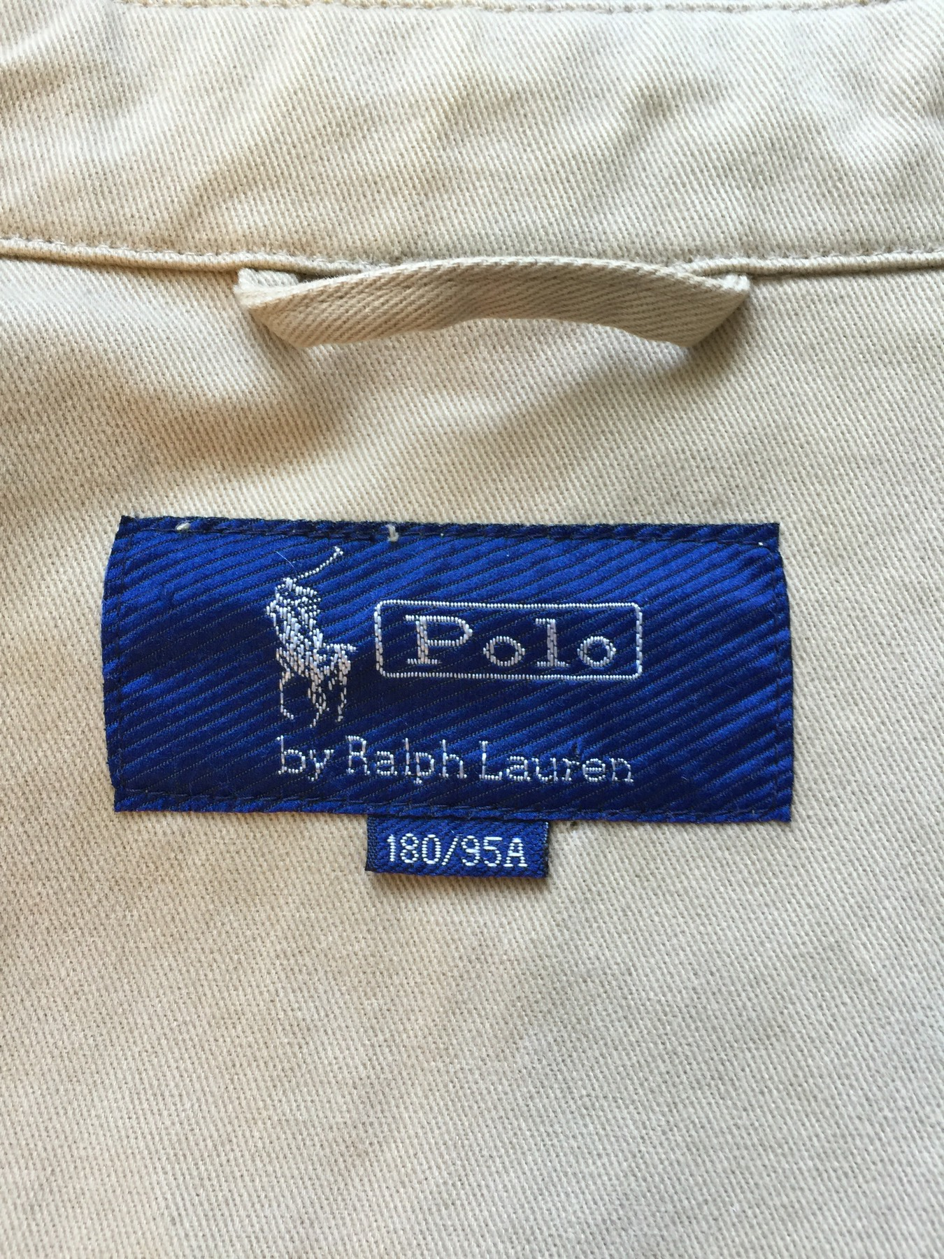 3 Ways to Recognize a Fake Ralph Lauren - wikiHow