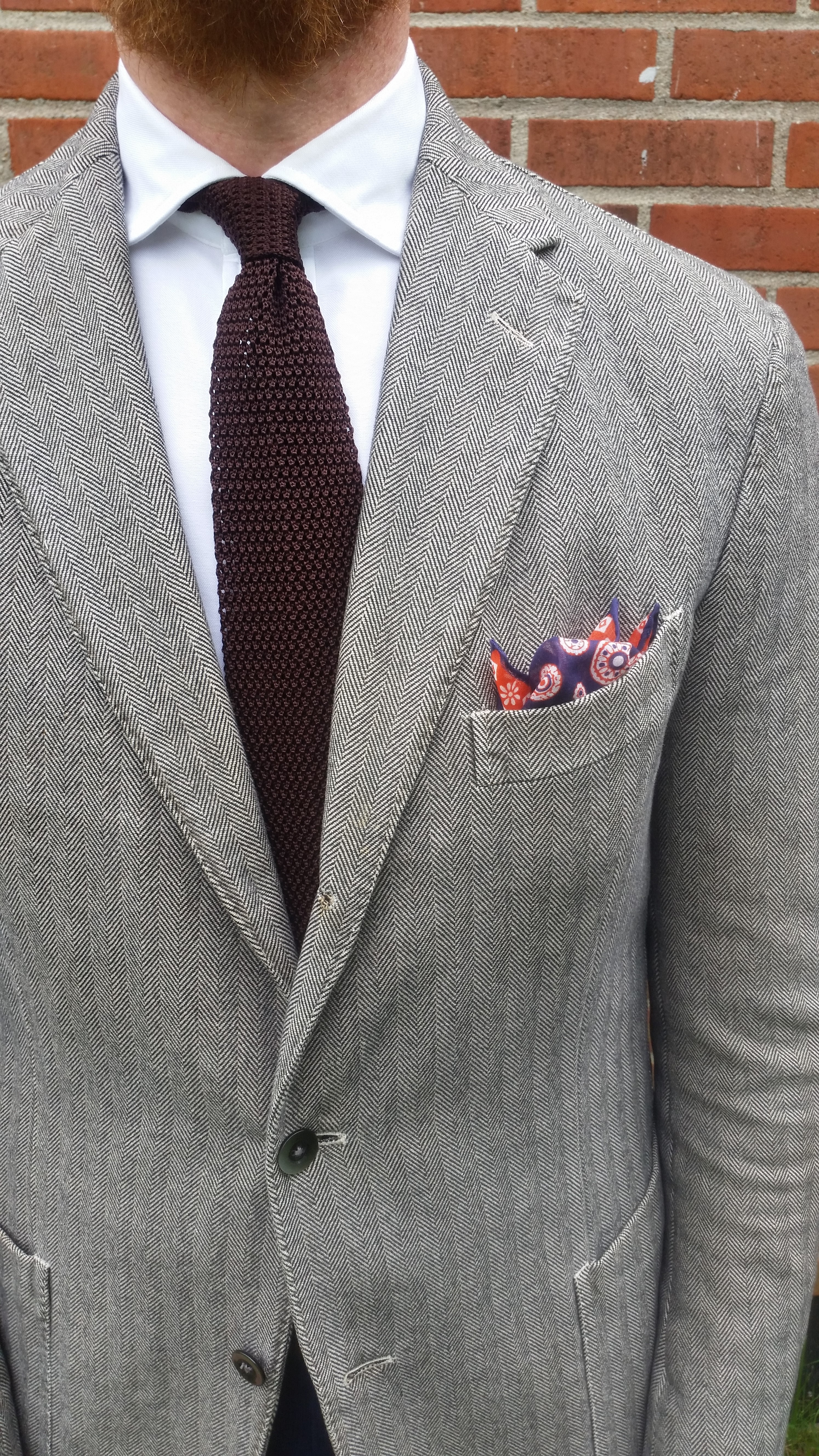 TEN TIES, FIVE JACKETS (10/5 THREAD): SPRING-SUMMER ...