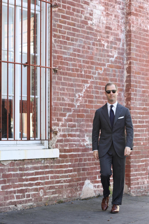 Kubo Classic Style Suit - jcmeyer tailorandtie