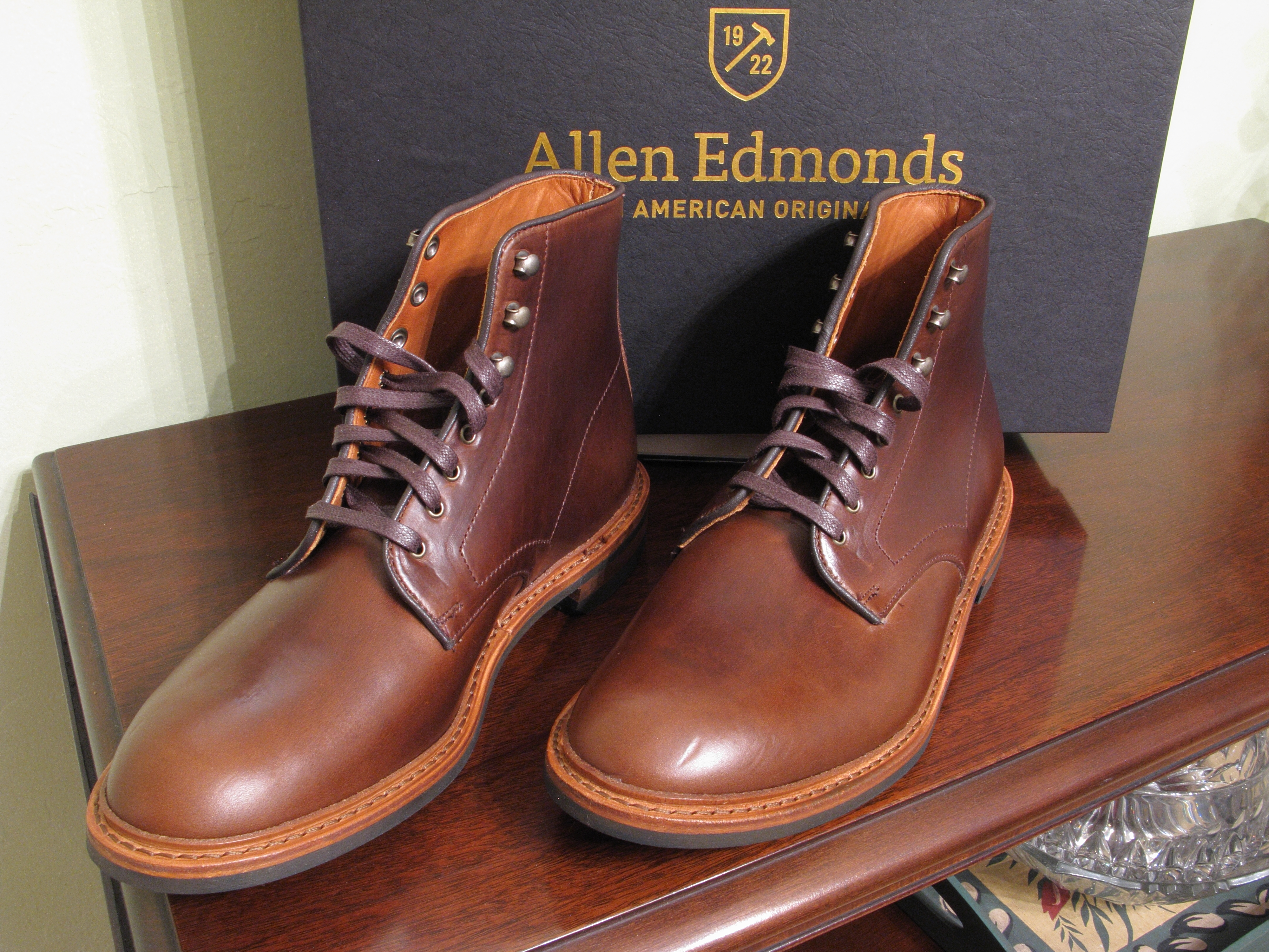 f6303895a94 Allen Edmonds Appreciation Thread 2016 - News, Pictures, Sizing ...
