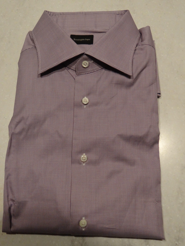 316 Further Price Drops Nwt Ermenegildo Zegna Dress Shirts Sizes