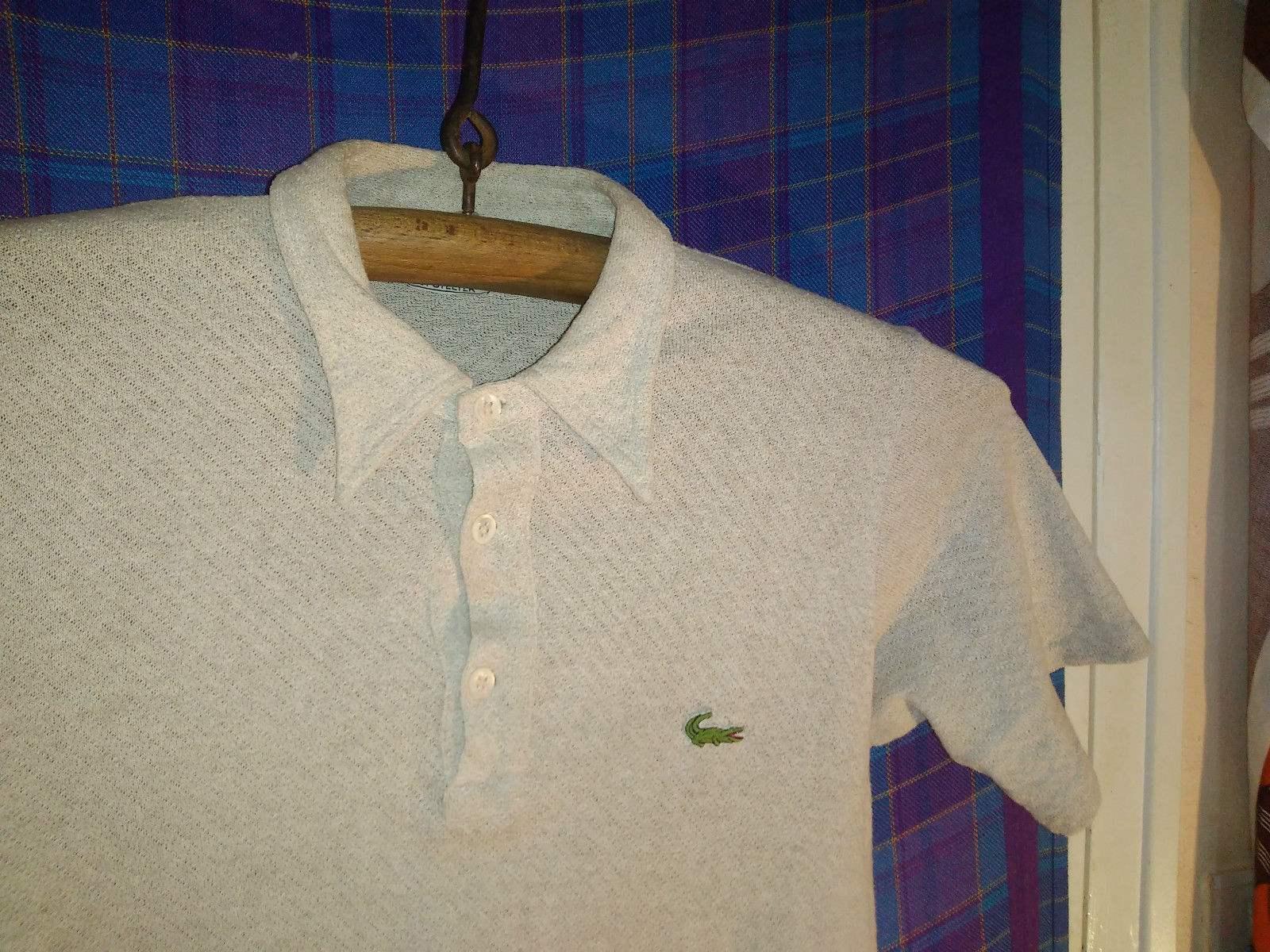 a9c22f051ba2 Authentic Lacoste Polo Shirt Vs Fake - BCD Tofu House