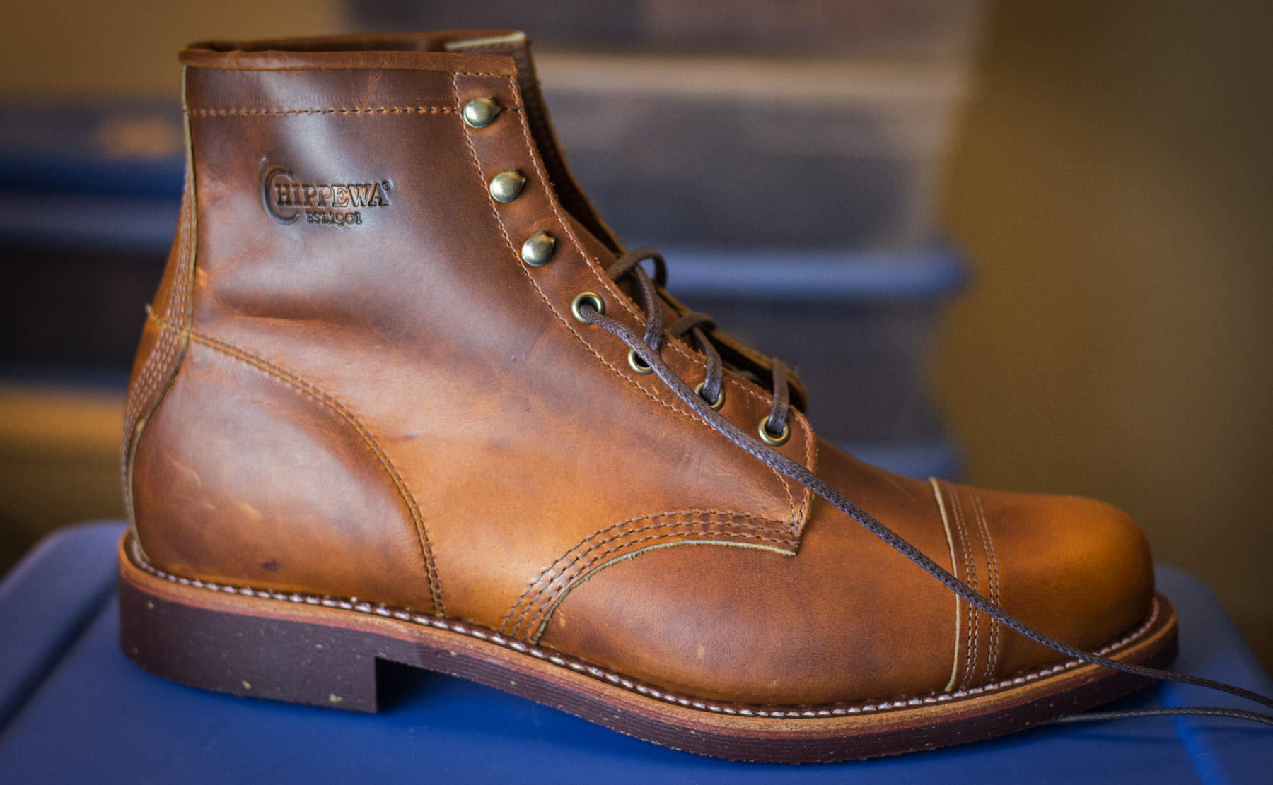 The Original Chippewa Heritage Boot Line Page 20