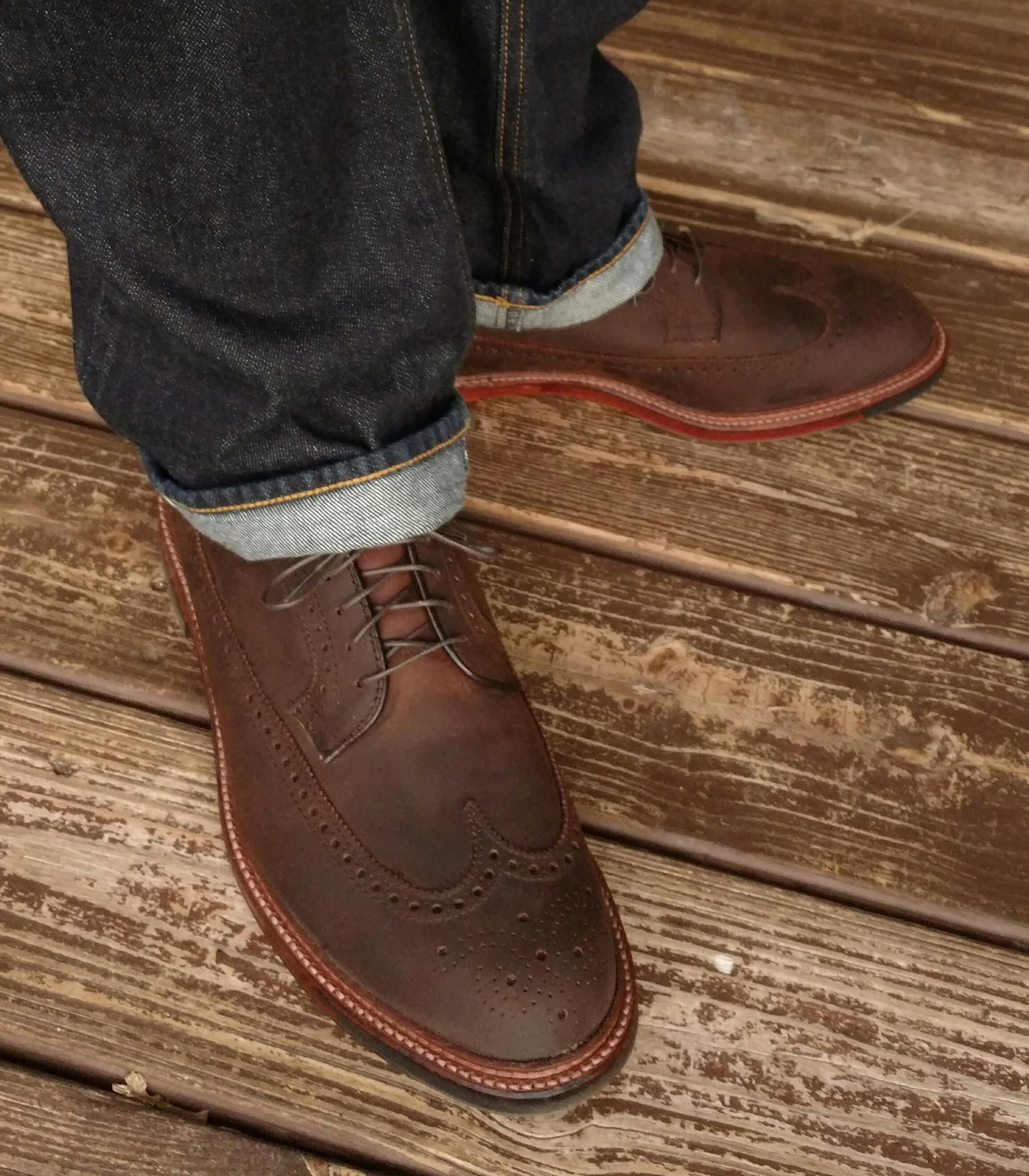 Alden Shoes Washington Dc