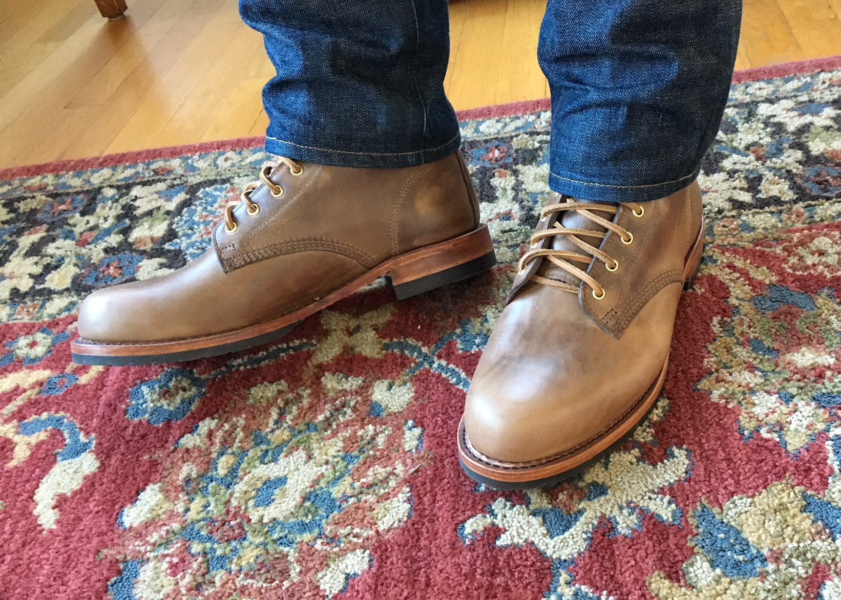 b3b56a7810f727 Wolverine 1000 Mile Boot Review