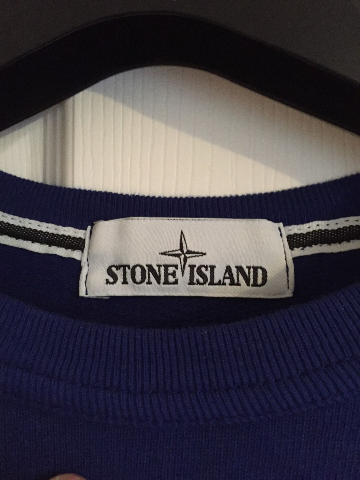 Stone Island No Certilogo