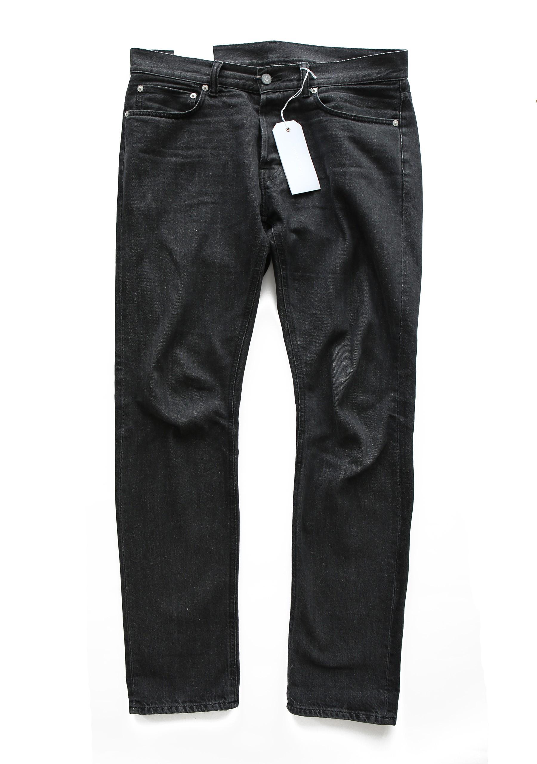 Jeans On Sale, Denim Blue, Cotton, 2017, 32 33 Our Legacy