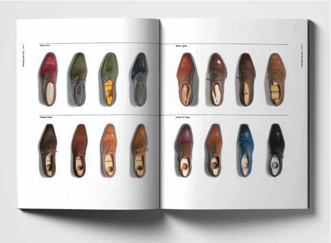 Master Shoemakers: The Art & Soul of Bespoke Shoes rise of the shoe enthusiast gary tok