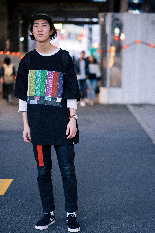 From Japan: Streetwear inspiration