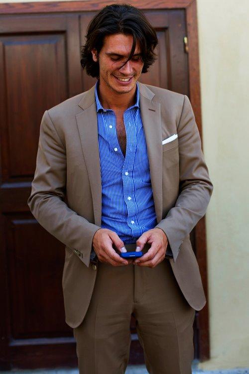 Brown-suit-blue-striped-shirt.jpeg