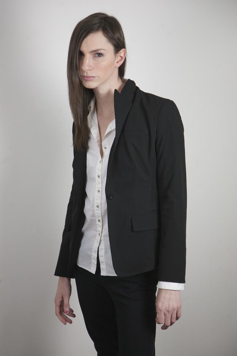 Fashion Suit Women Androgynous